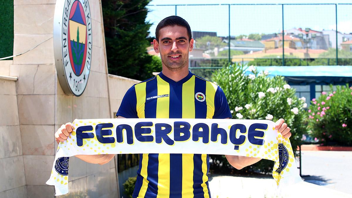 Hasan Sıkar: Voleybola başladığımdan beri Fenerbahçe forması giymek istiyordum