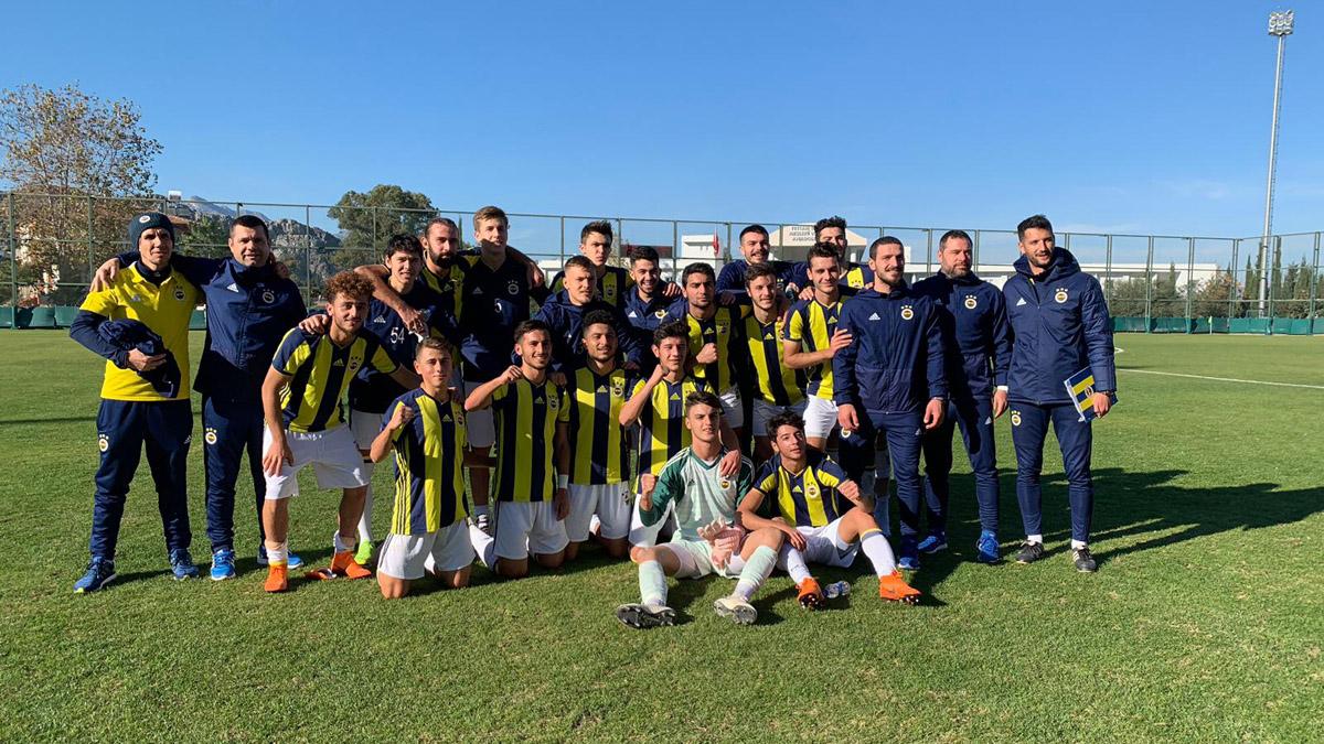 Antalyaspor 3-5 Fenerbahçe (U21)
