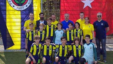 U11 Takımımız Hyundai Euler Cup'ı lider tamamladı