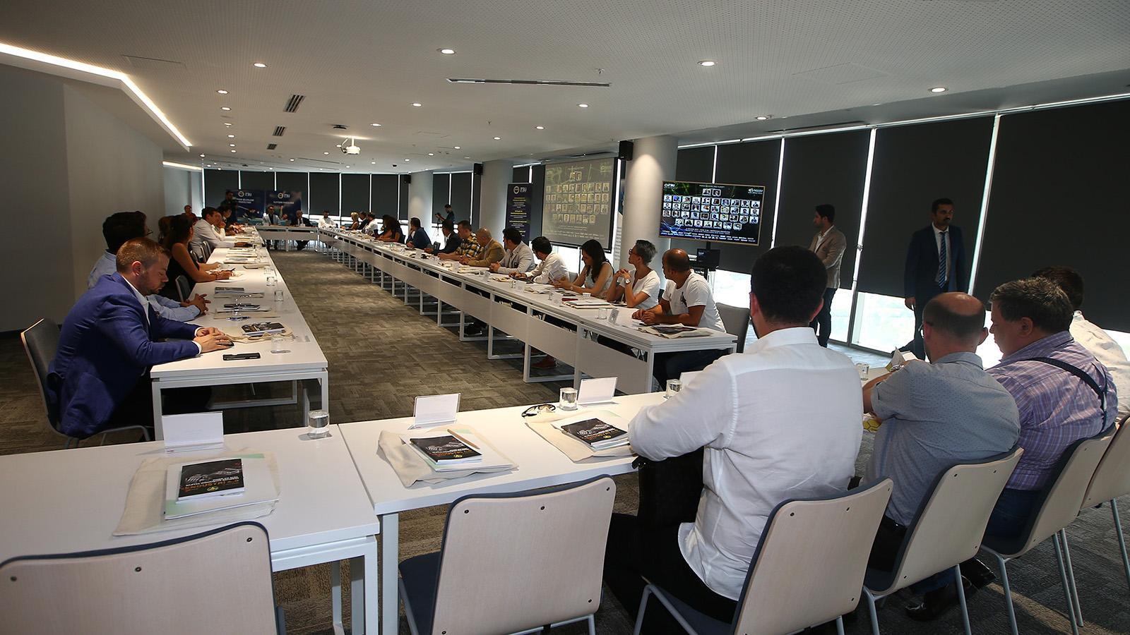 Fenerbahçe Üniversitesi ve isbirligi.com.tr dijital teknoloji iş birliği toplantısı gerçekleştirildi