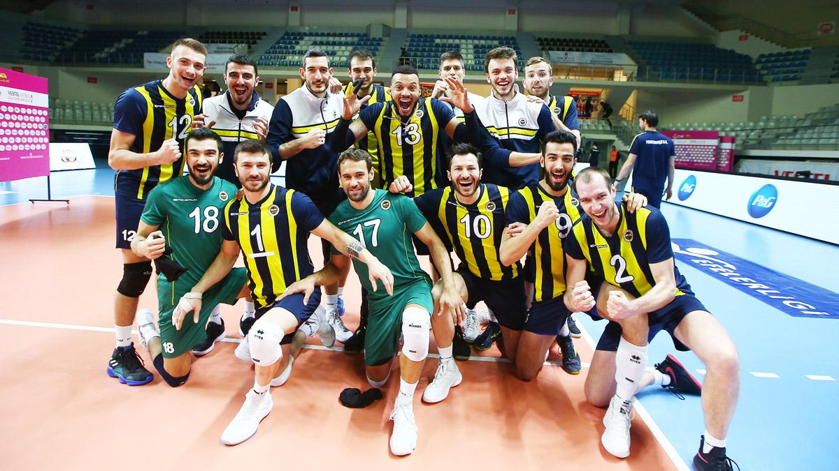 Fenerbahçe 3-2 İstanbul BBSK