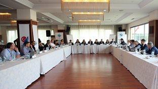 Avrupa Yelken Federasyonu 2019 Yıllık Genel Kurul Toplantısı tesislerimize yapıldı
