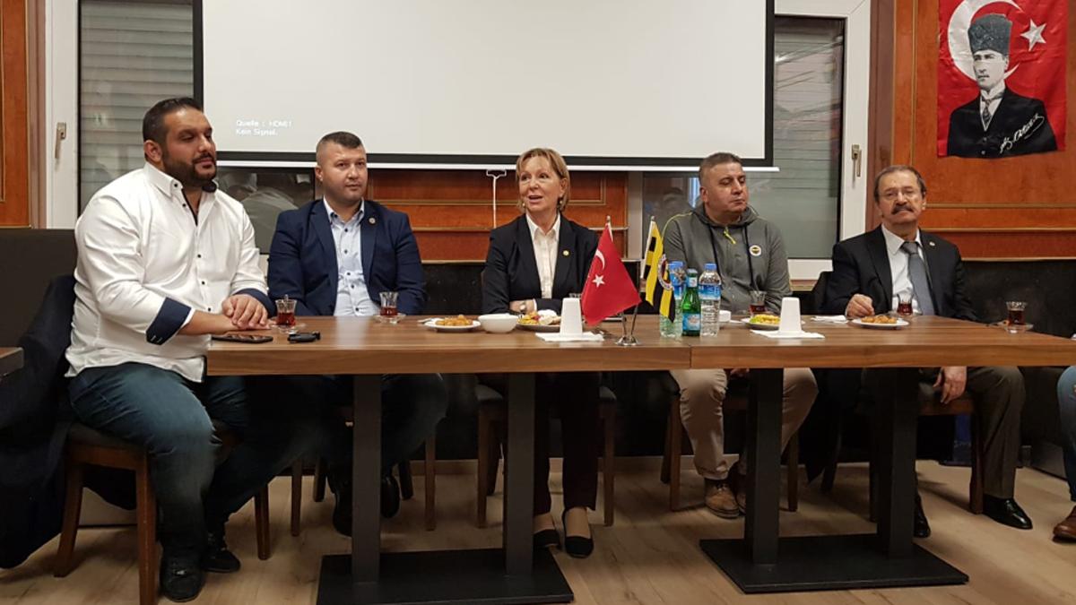 Gelsenkirchen Derneğimizin lokali açıldı