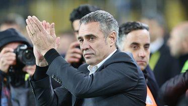 Teknik Direktörümüz Ersun Yanal: Taraftarlarımız maçı kazanmamızda önemli rol oynadı