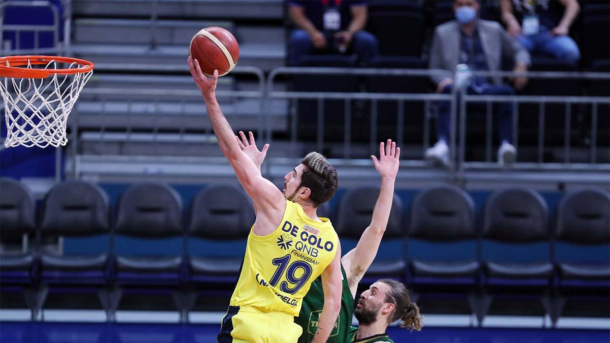 Fenerbahçe Beko, ING BSL çeyrek final serisinde 1-0 öne geçti