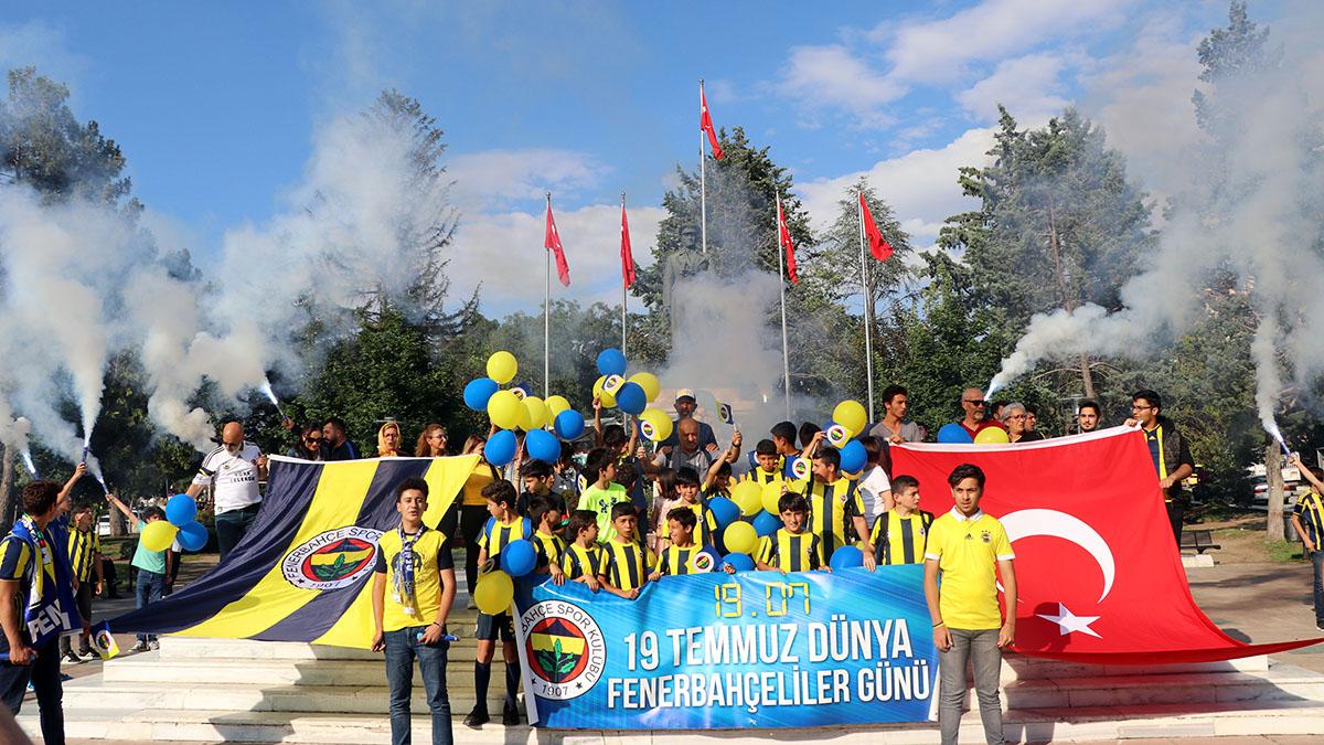 Dünya Fenerbahçeliler Günü derneklerimiz tarafından coşkuyla kutlandı