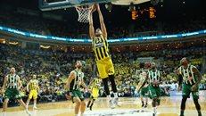 Maç Özeti: Fenerbahçe Beko - Panathinaikos Opap