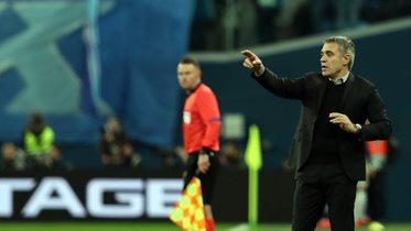 Teknik Direktörümüz Ersun Yanal'ın maç sonu açıklamaları
