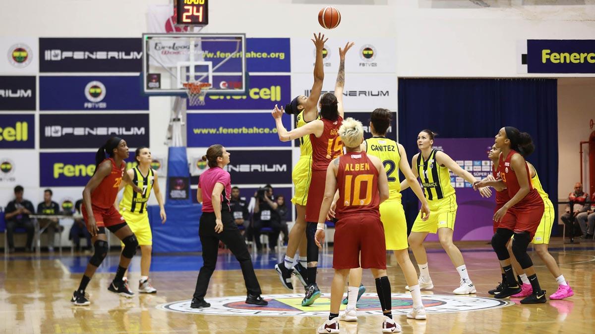 Fenerbahçe 48-59 Galatasaray