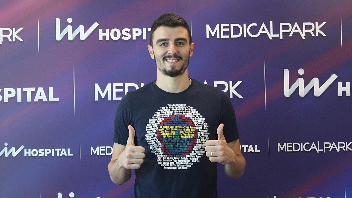 Fenerbahçe HDI Sigorta Erkek Voleybol Takımımızın oyuncuları sağlık kontrolünden geçti