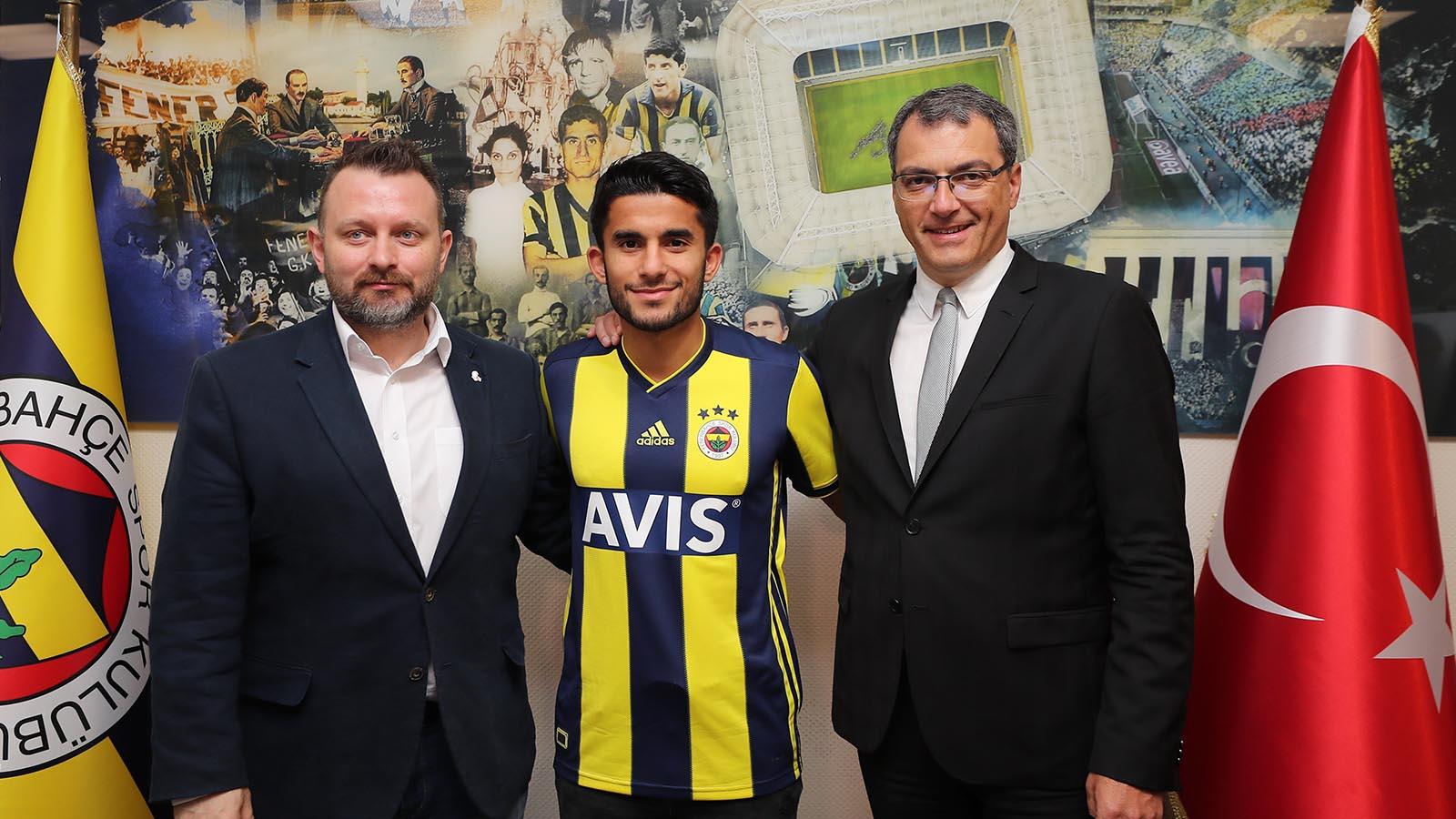 Murat Sağlam Fenerbahçemizde