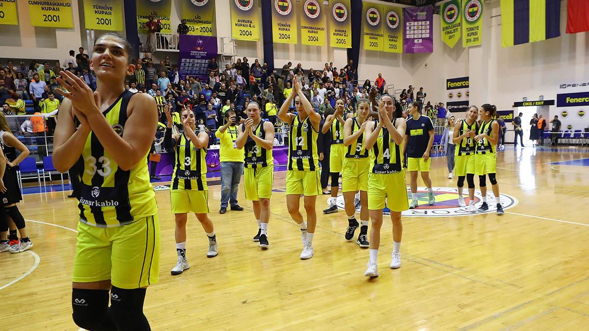 Adana Basketbol 56-85 Fenerbahçe Öznur Kablo
