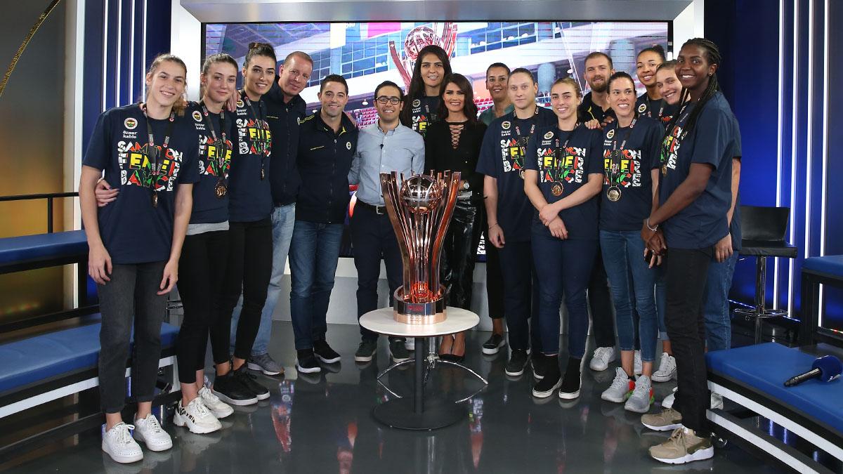 Cumhurbaşkanlığı Kupası şampiyonu Potanın Kraliçeleri 14/16'ya konuk oldu