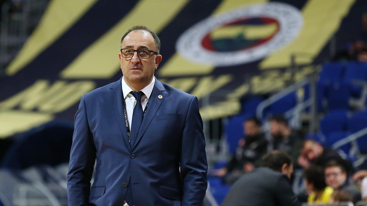 Fenerbahçe Beko Erkek Basketbol Takımımızın Menajeri Cenk Renda'dan açıklamalar