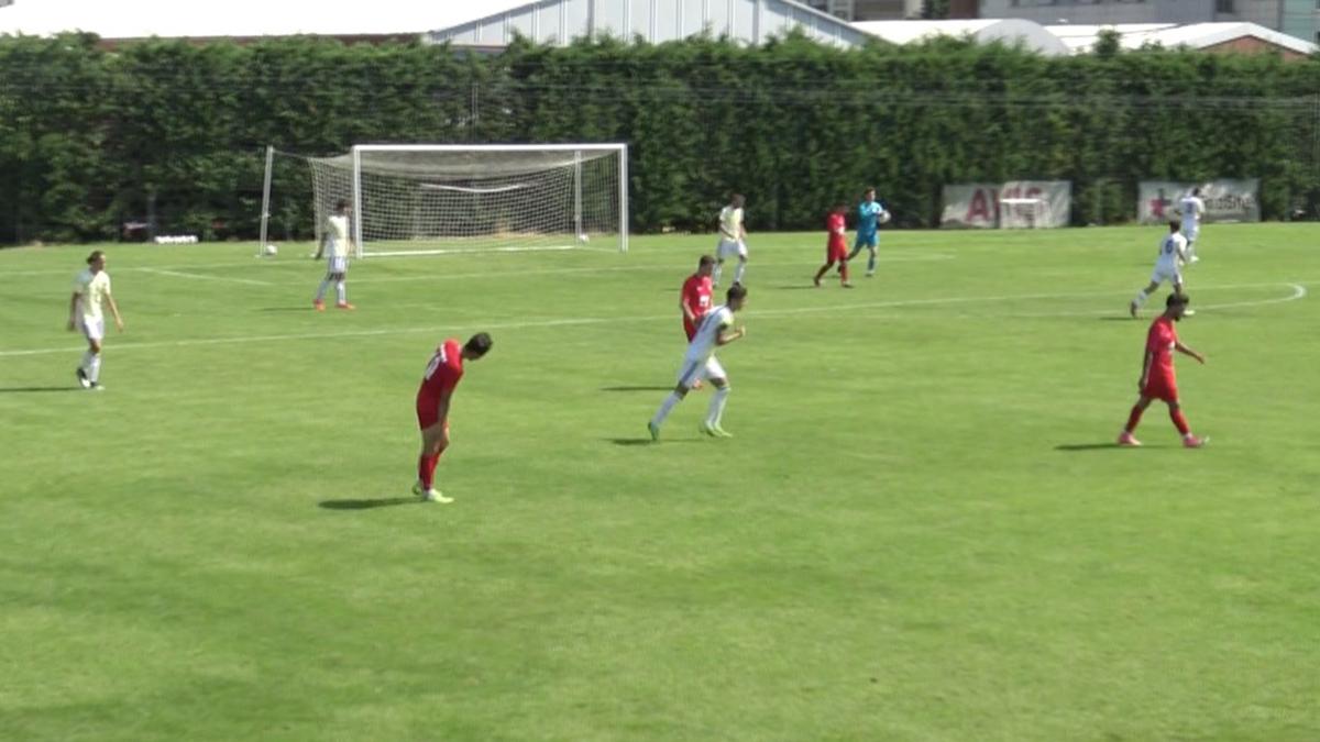 Fenerbahçe 4-1 Ümraniyespor (U19 Hazırlık Maçı)