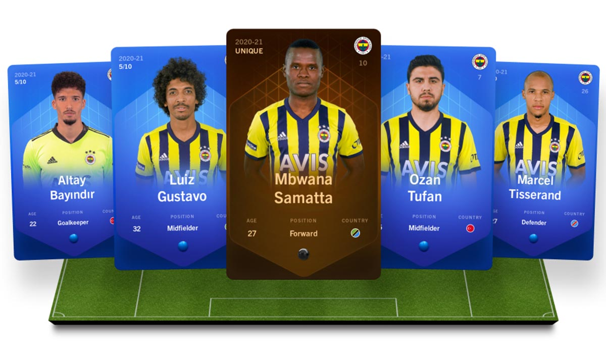 Fenerbahçe S.K. becomes first Turkish Super League Club to join global fantasy football game Sorare