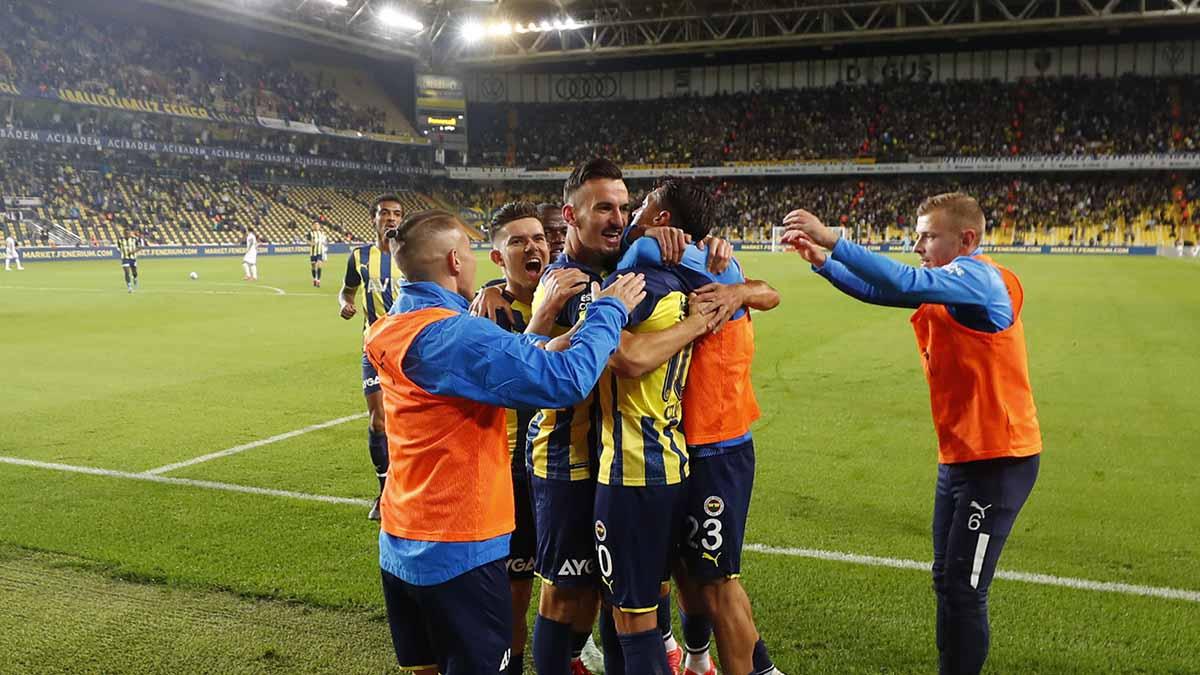 Fenerbahçe 2 - 1 GZT Giresunspor