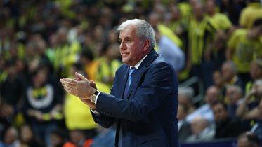 Zeljko Obradovic, Zalgiris Kaunas maçını değerlendirdi