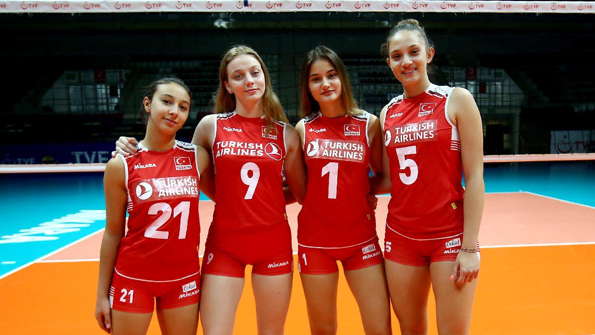 U18 Dünya Şampiyonası'nda oyuncularımız da yer alıyor