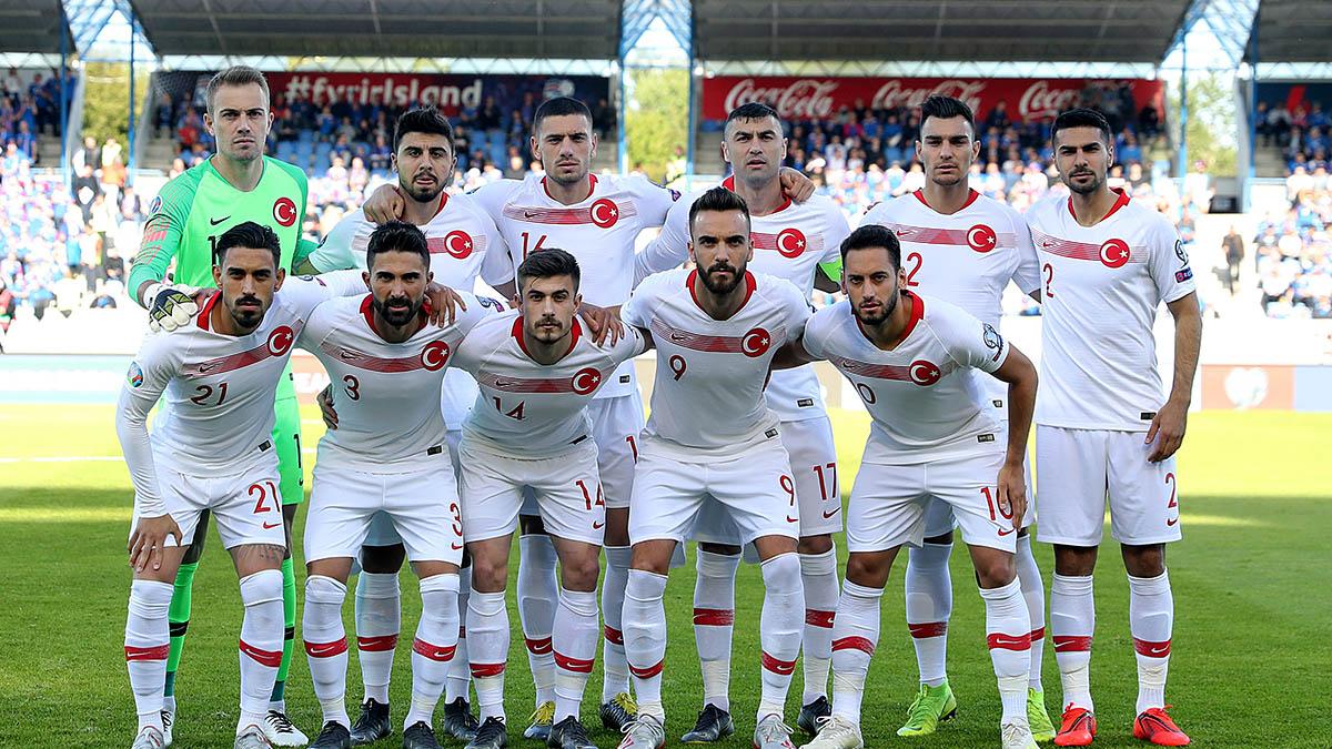 İzlanda 2-1 Türkiye