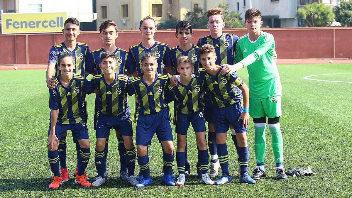 Futbol Altyapı sonuçları (U16-U15-14)