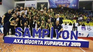 ŞAMPİYON FENERBAHÇE'NİN HİKAYESİ! (Fenerbahçe Erkek Voleybol)