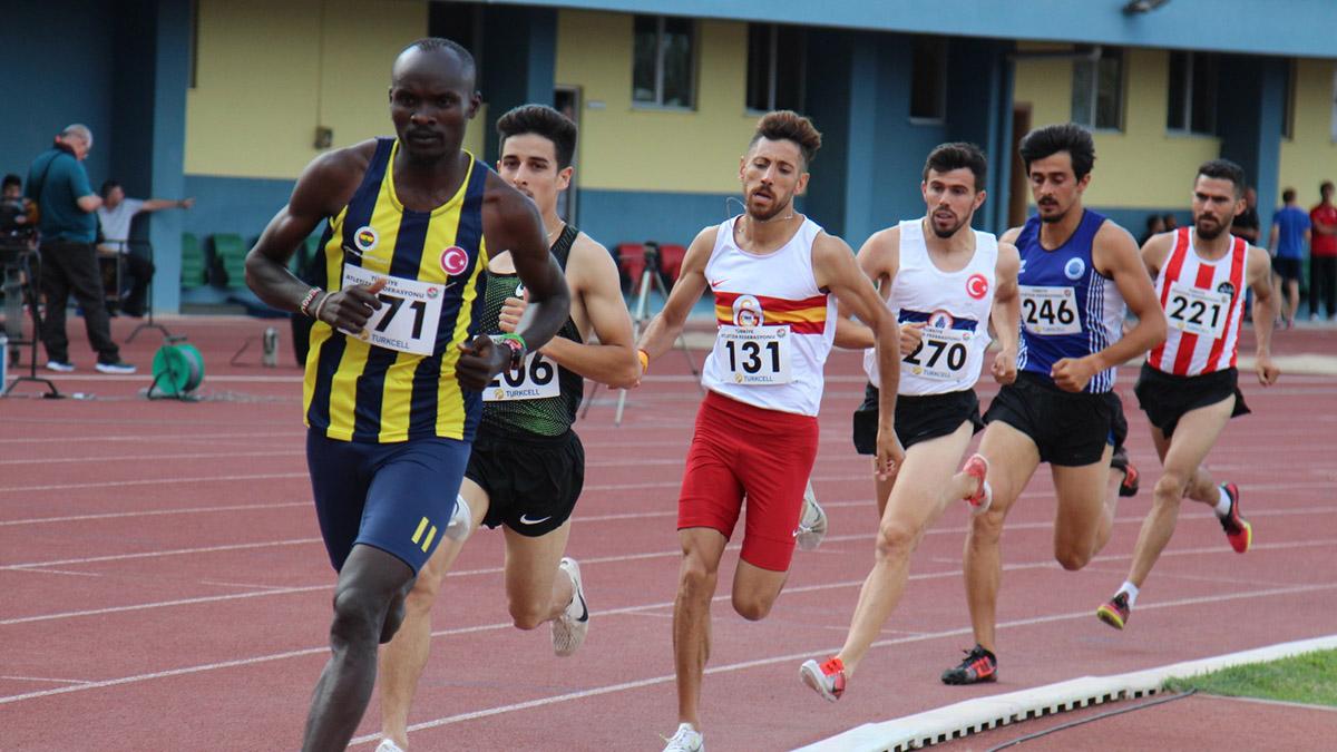 Atletizmde Süper Lig final etabının ilk günü tamamlandı