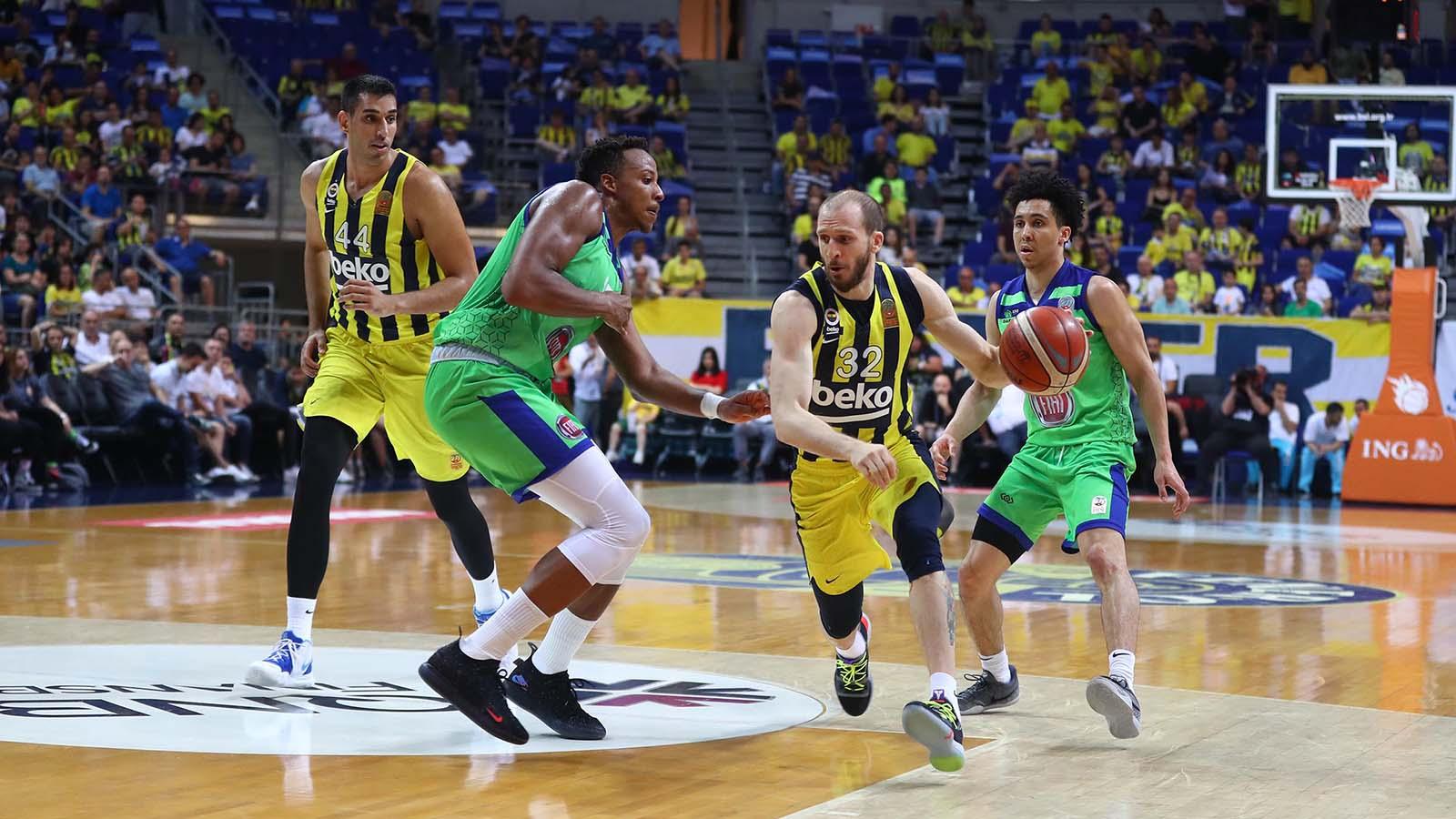 Play-off yarı final serisi Bursa'ya taşınıyor