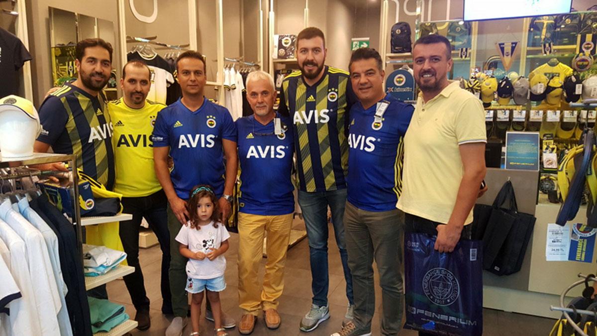 Adana Fenerbahçeliler Derneği'nden forma etkinliği