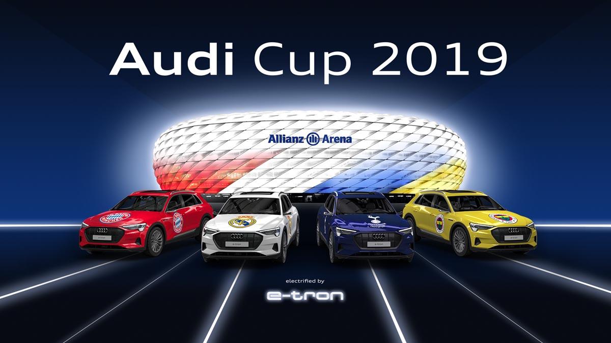 Audi Kupası'nda medya akreditasyon süreci başladı