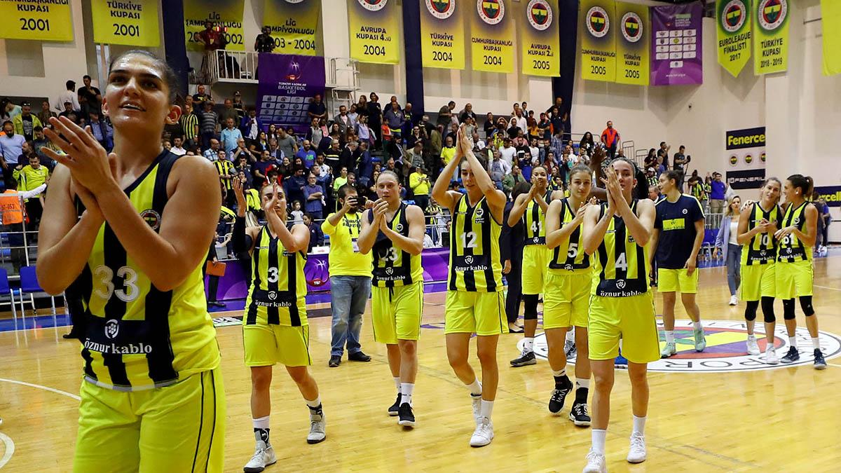 Fenerbahçe Öznur Kablo, Avrupa arenasında ilk maçına çıkıyor