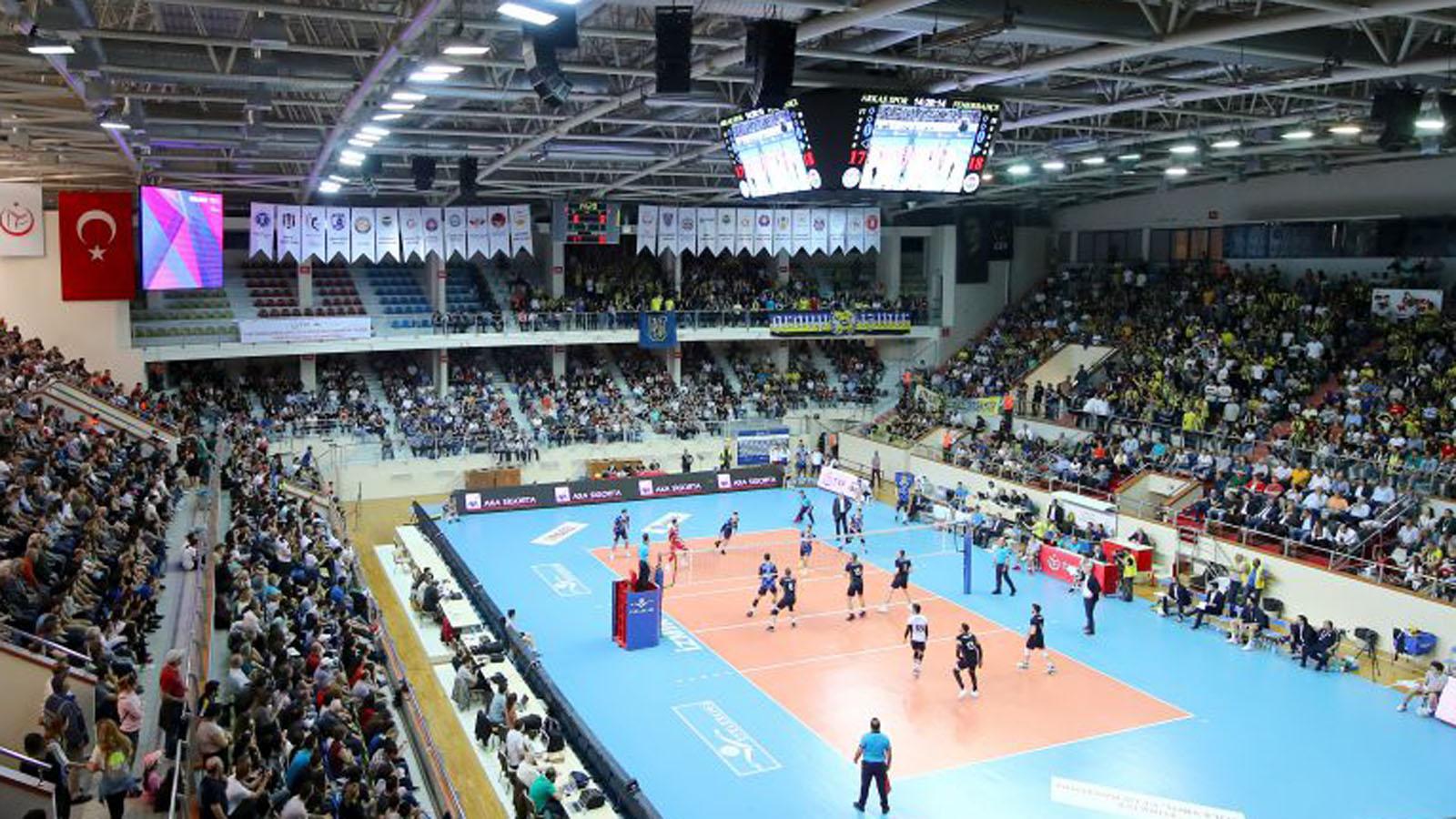 Salı günü İzmir'de Arkas Spor ile oynayacağımız final serisi 4. maçının biletleri satışa çıktı
