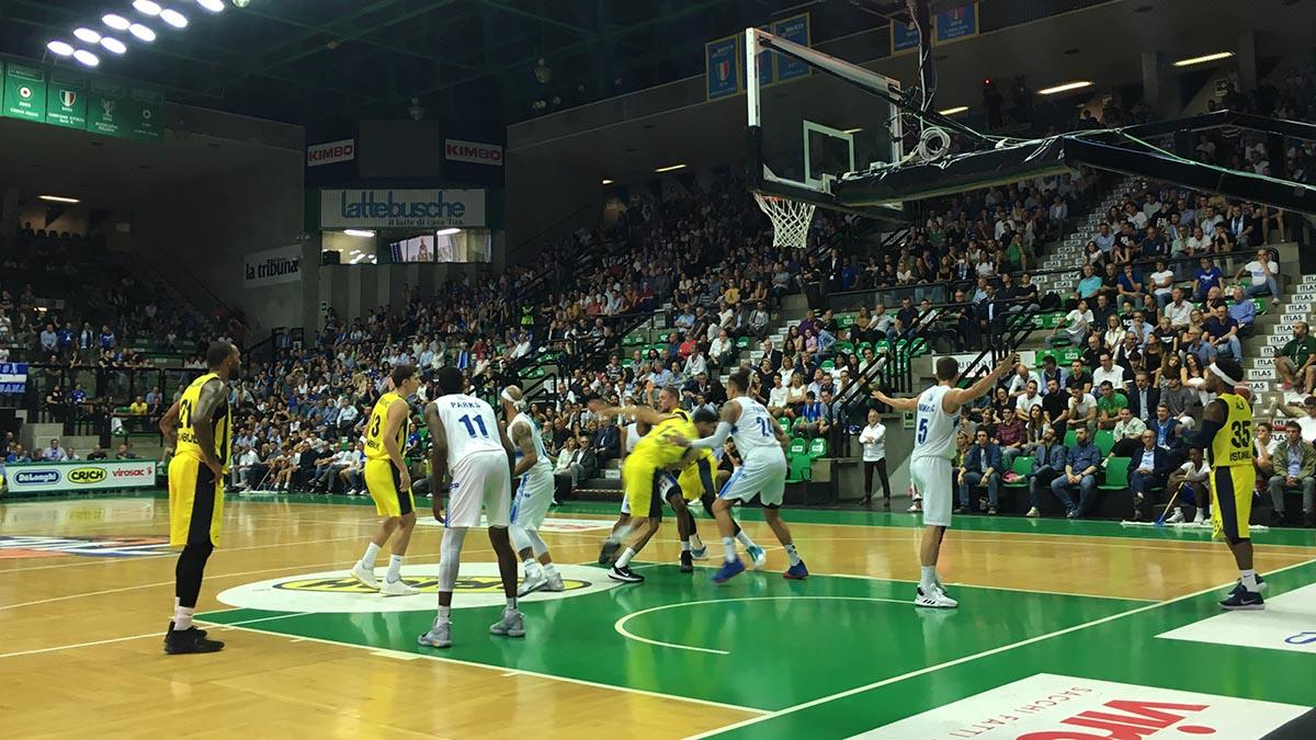 De'Longhi Treviso Basket 58-71 Fenerbahçe Beko