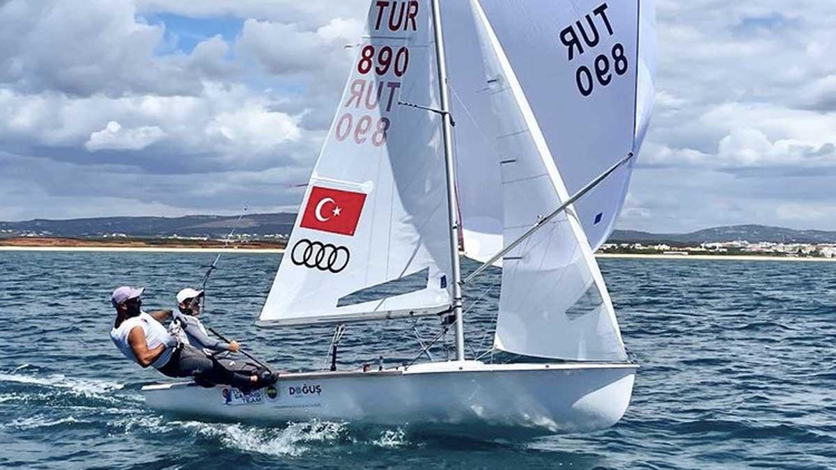 Olimpik sporcularımız Deniz ve Ateş Çınar'a başarılar dileriz