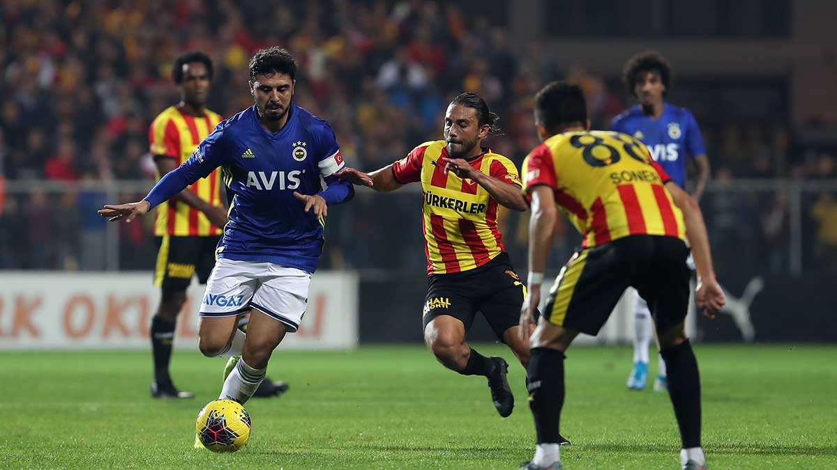 Fenerbahçemiz, Göztepe'yi konuk ediyor