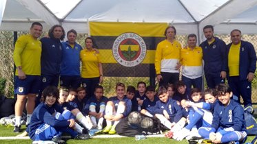 U12 Takımımız İzmir Cup'ta mücadele etti