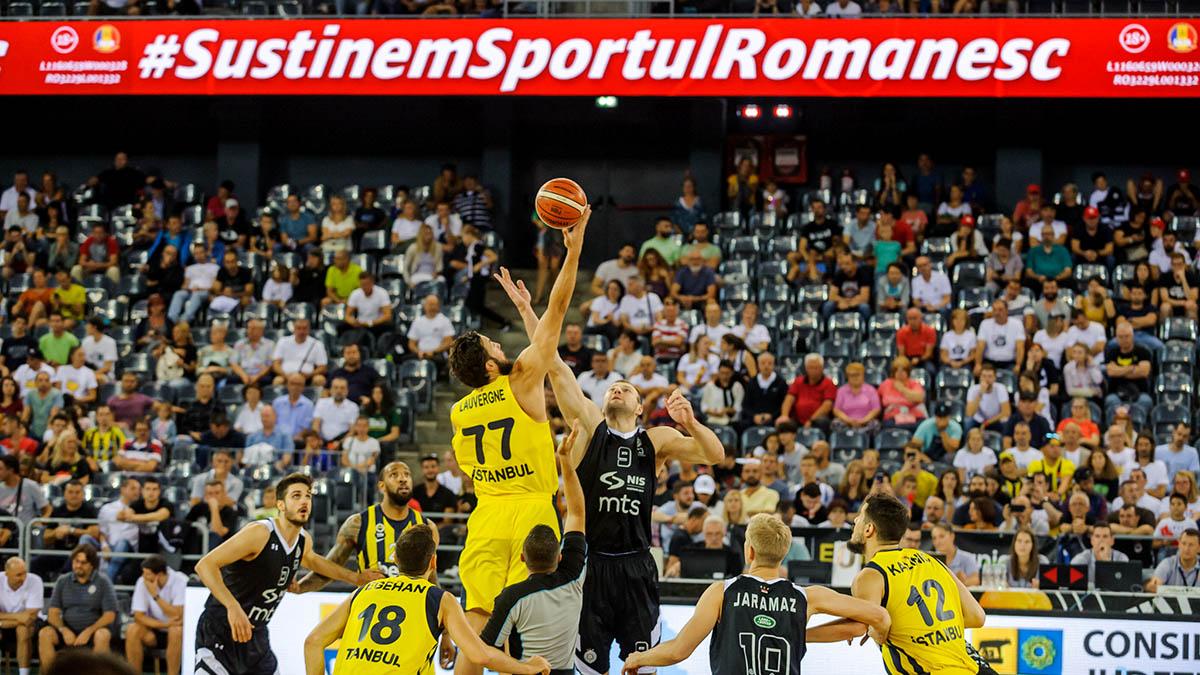 Fenerbahçe Beko 64-69 Partizan