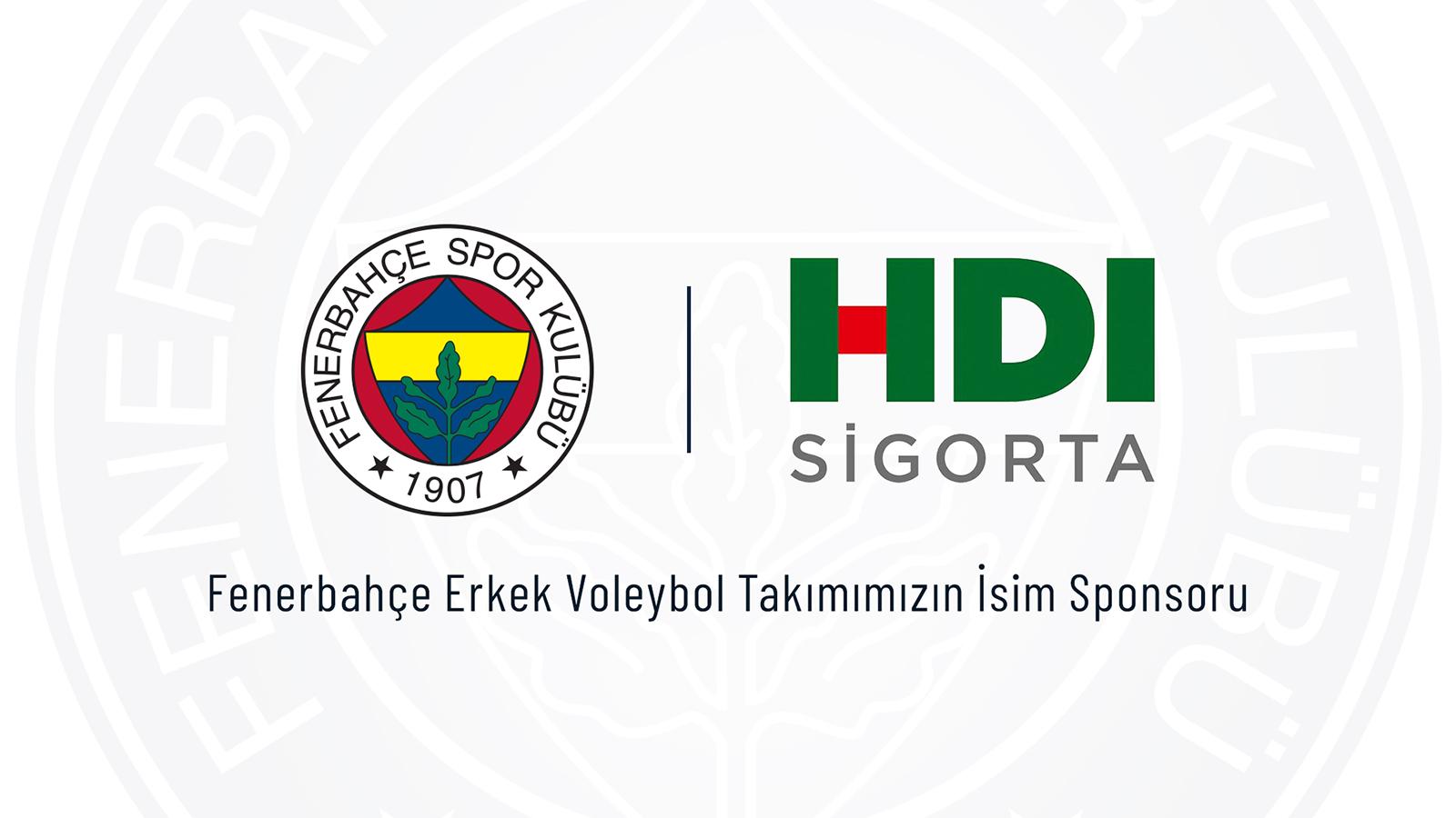Fenerbahçe ve HDI Sigorta İmza Töreni Hakkında