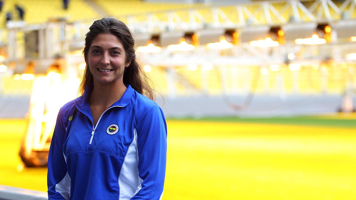 Kota Mücadelesi Veren FB Doğuş Yelken Sporcularımız Çağla Dönertaş ve Maria Köroğlu'na Sonsuz Başarılar