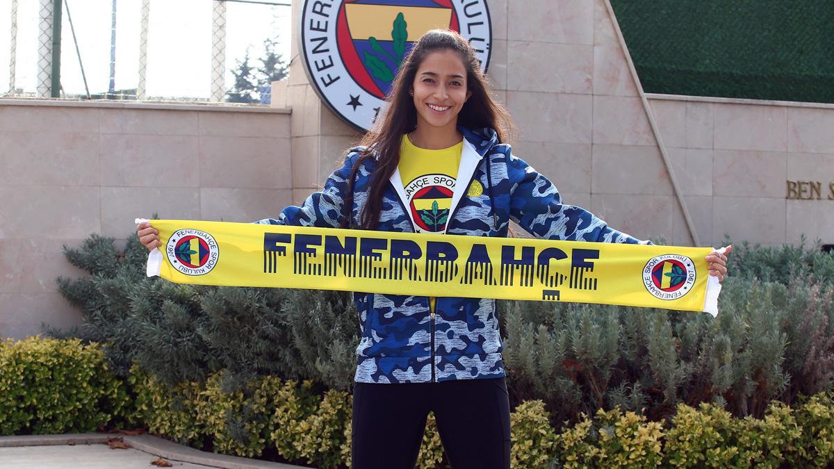 Samantha Bricio: Fenerbahçe'de oynamak, İstanbul'da yaşamak istedim