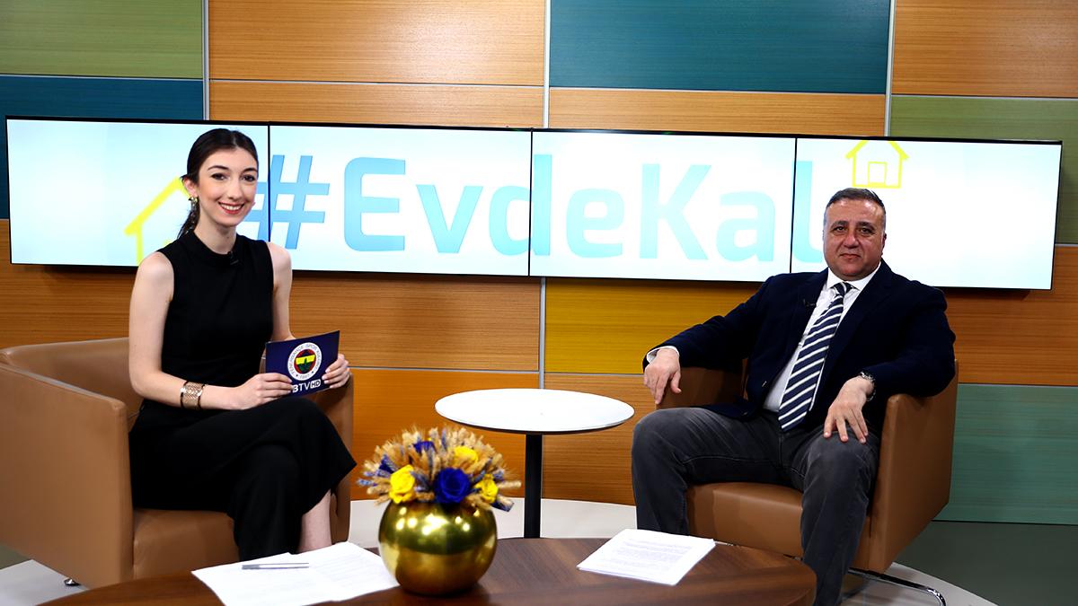 Futbol A Takımımızın Doktoru Prof. Dr. Burak Kunduracıoğlu'ndan Açıklamalar