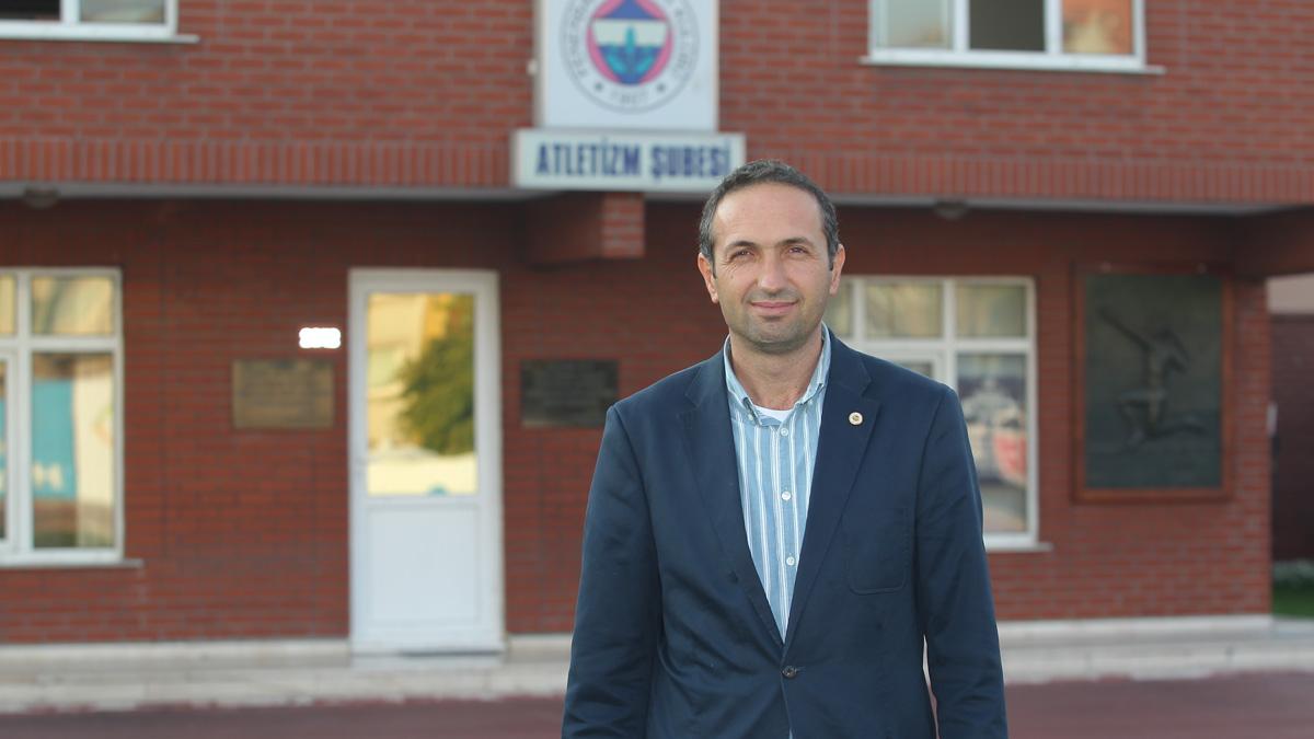 Gürsel Özyurt: Atletizm şubesi olarak Türkiye'nin her yerindeki yetenekli çocuklara ulaşabiliyoruz