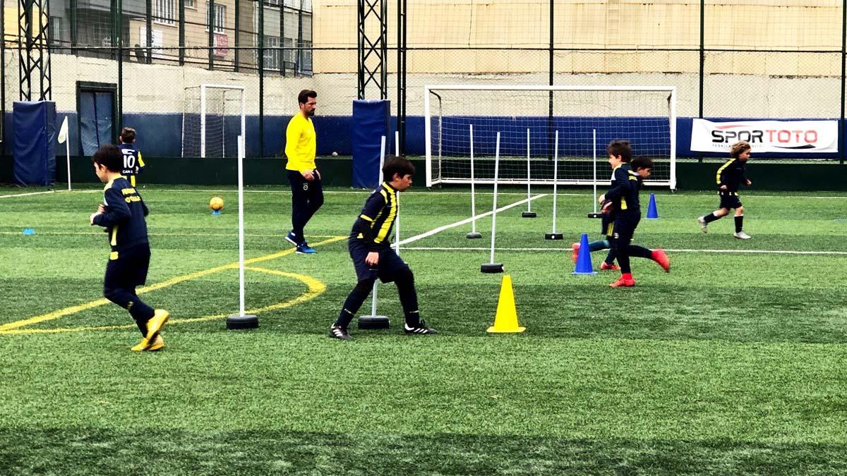 Dereağzı Futbol Okullarımızda performans geliştirme antrenmanları başladı