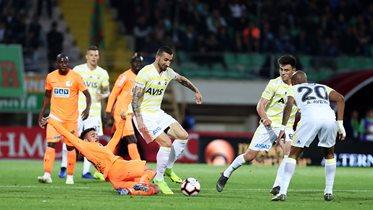 Aytemiz Alanyaspor 1-0 Fenerbahçe