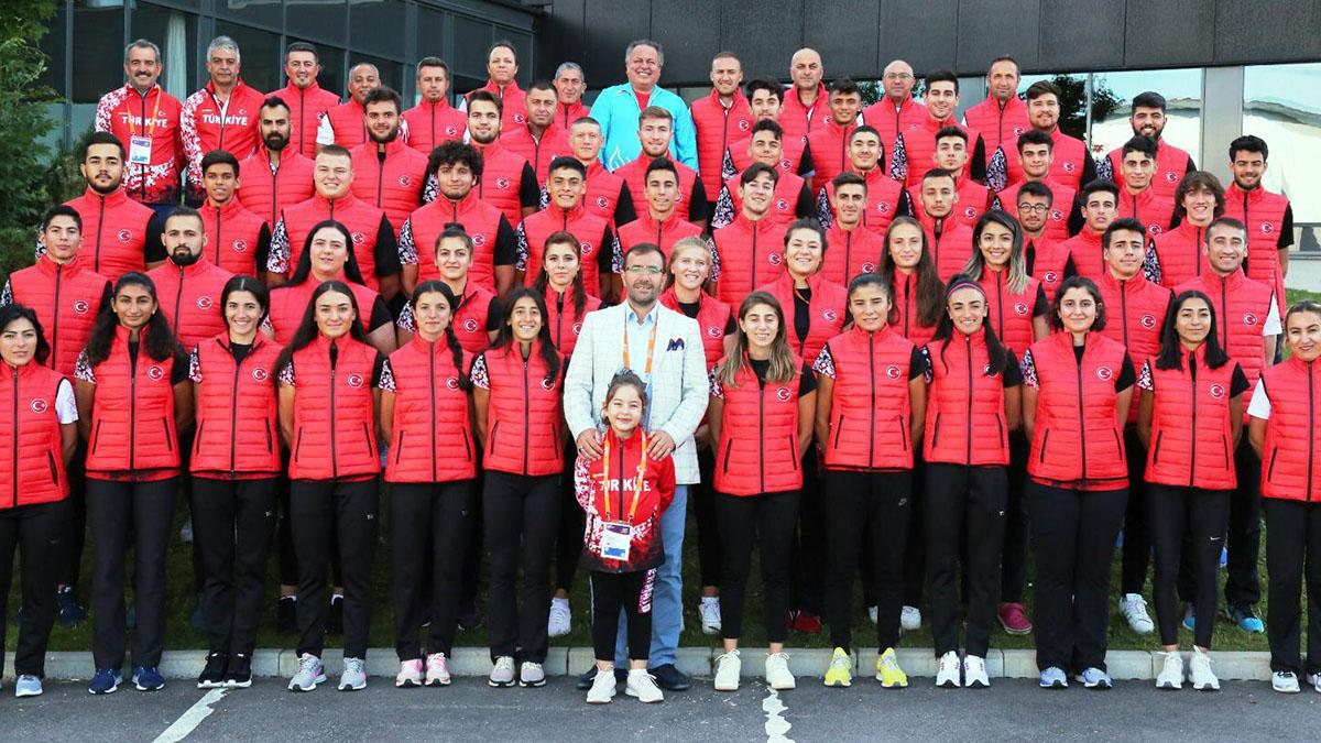 Atletlerimiz İsveç'te piste çıkacak