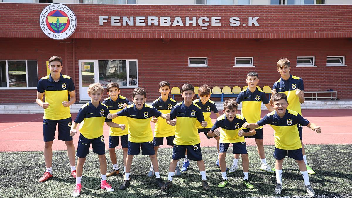 Futbol Altyapıya yeni katılan oyuncularımız