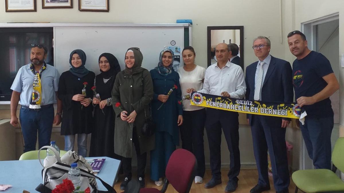 Gediz Fenerbahçeliler Derneğimizden anlamlı etkinlik