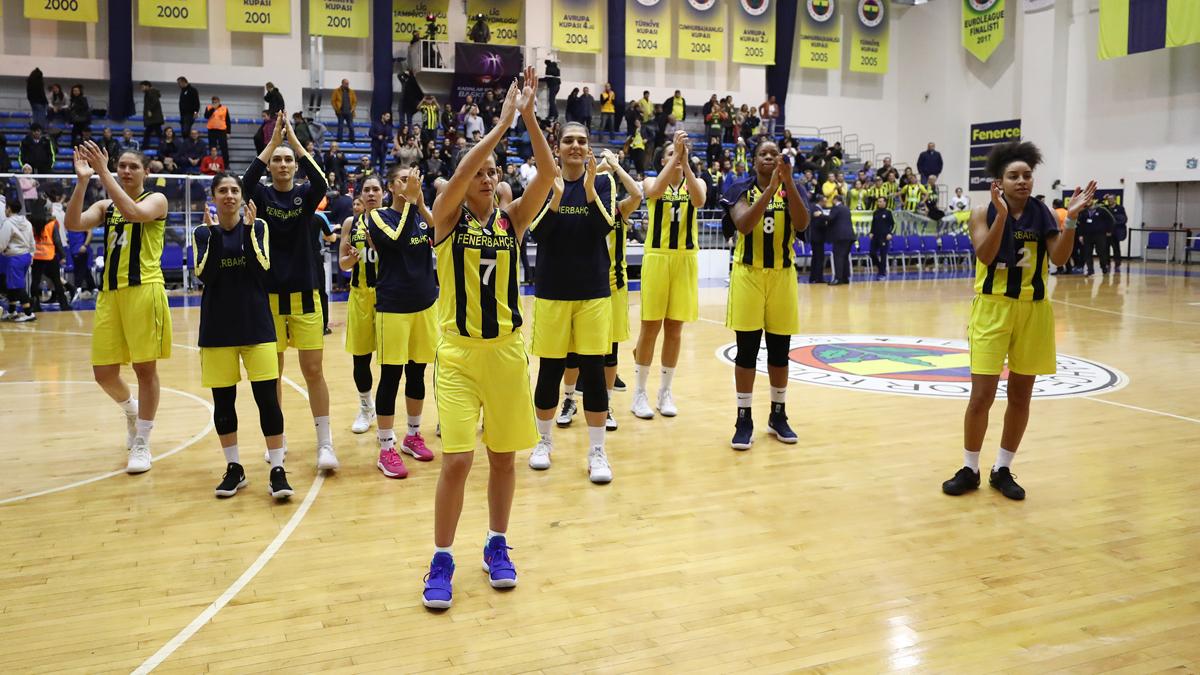 2019 Kadınlar Türkiye Kupası'nda rakibimiz Galatasaray