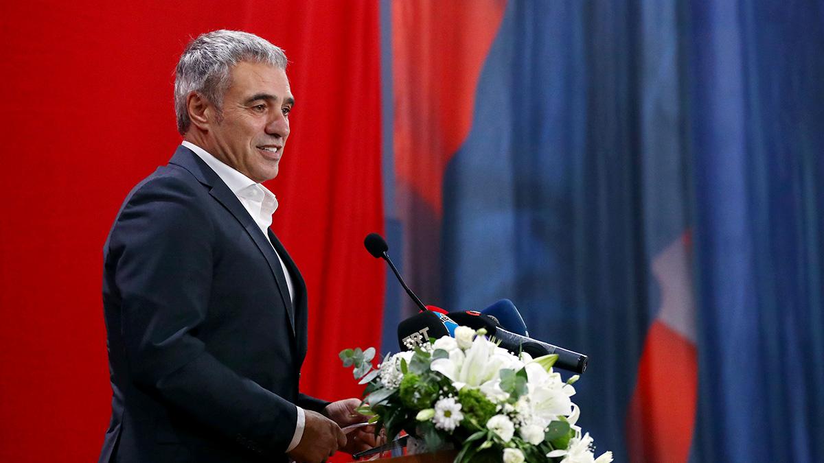 Teknik Direktörümüz Ersun Yanal: Gençlerimizin Fenerbahçe arması altında eğitim alması heyecan verici