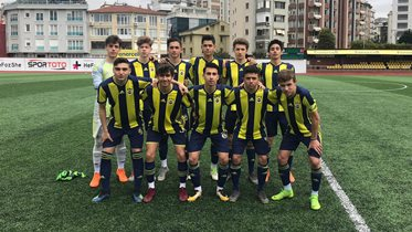Fenerbahçe 10-0 Brimsdown FC (U16 Hazırlık Maçı)